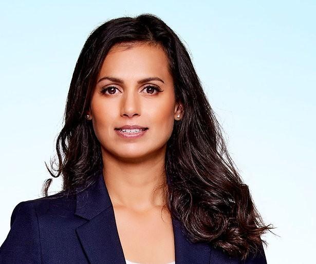 Nadya Sewradj: 'Ik ben geen ochtendmens'