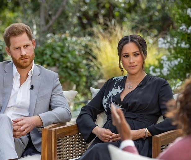 Net5 koopt Oprah-interview Harry en Meghan