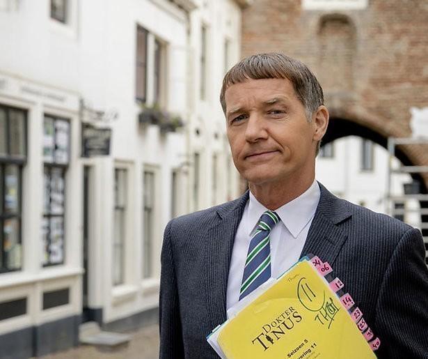 Thom Hoffman wil alsnog een einde voor Dokter Tinus