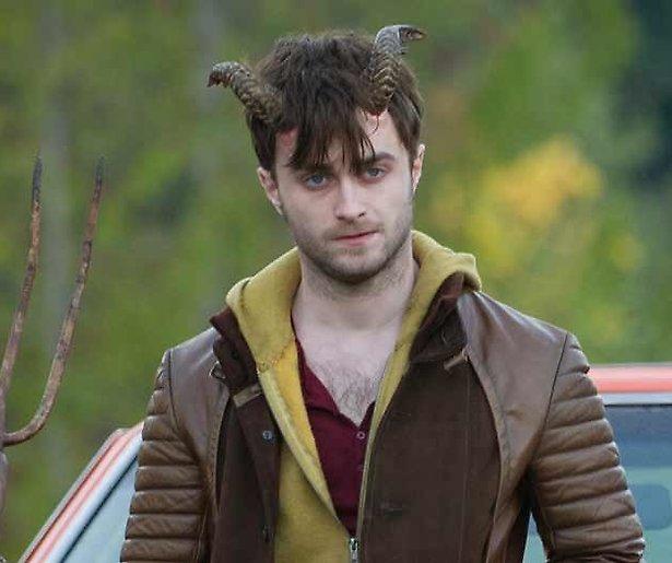 Is Daniel Radcliffe de duivel?