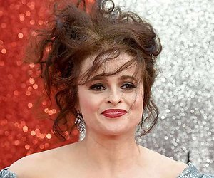 Dit is Helena Bonham Carter als prinses Margaret in The Crown