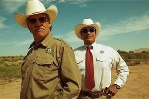 Chris Pine en Ben Foster overvallen Texaanse banken