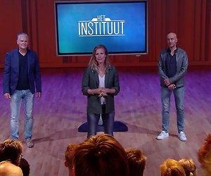 De TV van gisteren: Het Instituut sluit haar deuren onder het miljoen