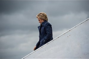 Geplaagde Hillary