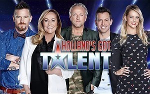 De audities gaan door in Holland's Got Talent
