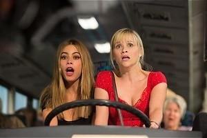 Op de vlucht met Reese Witherspoon en Sofia Vergara