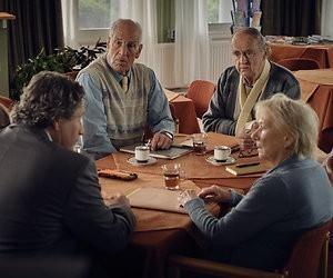 De TV van gisteren: Hendrik Groen houdt kijkersaantal op peil