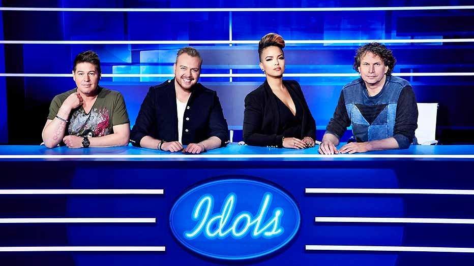 Martijn Krabbé over Idols: '313.000 kjkers. Dat is wel erg laag'.
