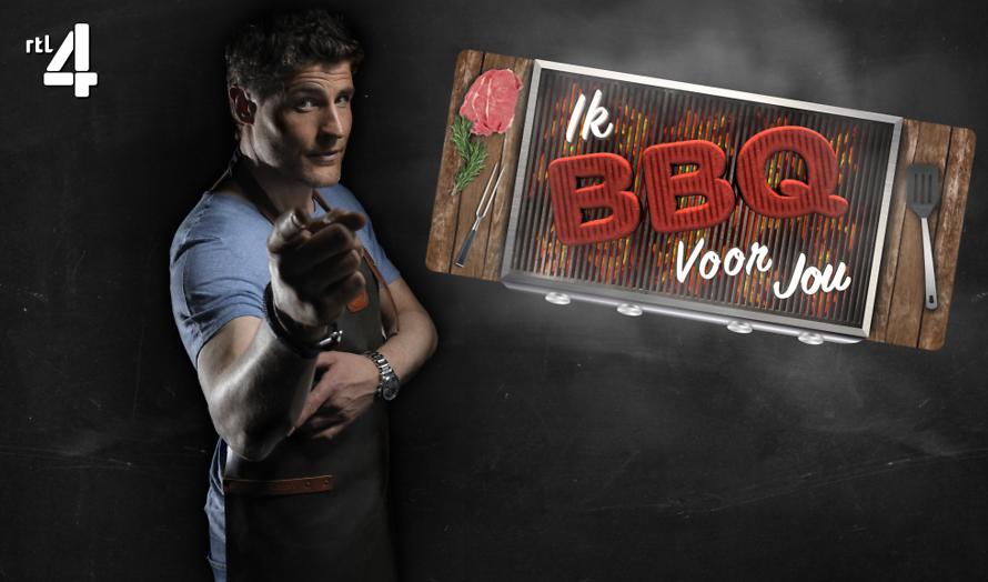 Ook Koert-Jan de Bruijn gaat barbecueën bij RTL 4