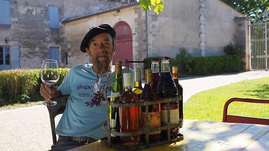 Ilja Gort over Gort's Wijnkwartier