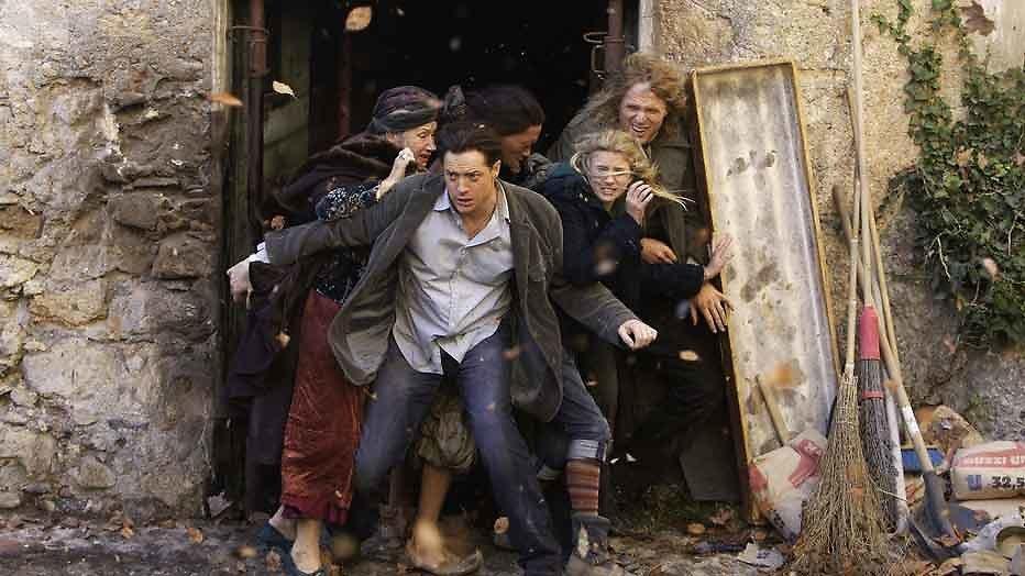 Film: Brendan Fraser in Inkheart
