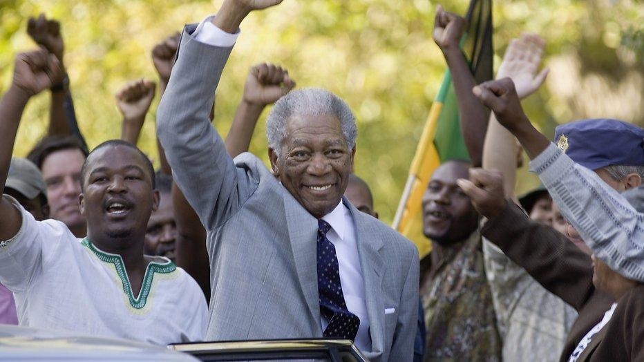 Kijktip: Verdeeld Afrika komt samen door rugby in Invictus