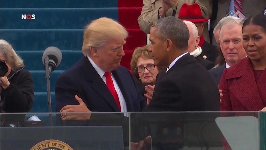 De TV van gisteren: Kleine twee miljoen voor inauguratie Trump