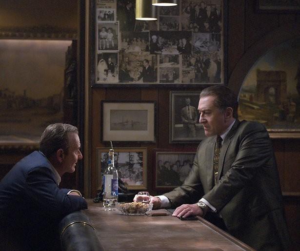 Eerste beelden The Irishman, de duurste Netflix film ooit