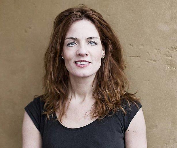 Ilse Warringa in De TV Kantine