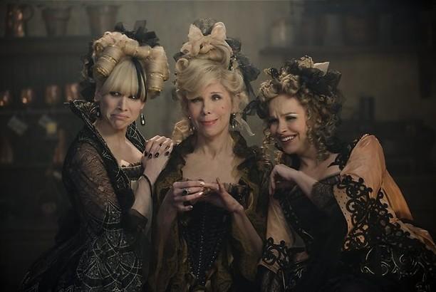 Meryl Streep is een boze heks