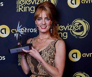 Ilse Warringa wint Zilveren Televizier-ster Acteur/Actrice