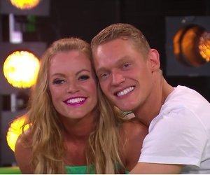 Inge en Ferry vallen af in halve finale Dance Dance Dance
