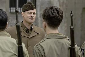 Nazi's jagen met Brad Pitt