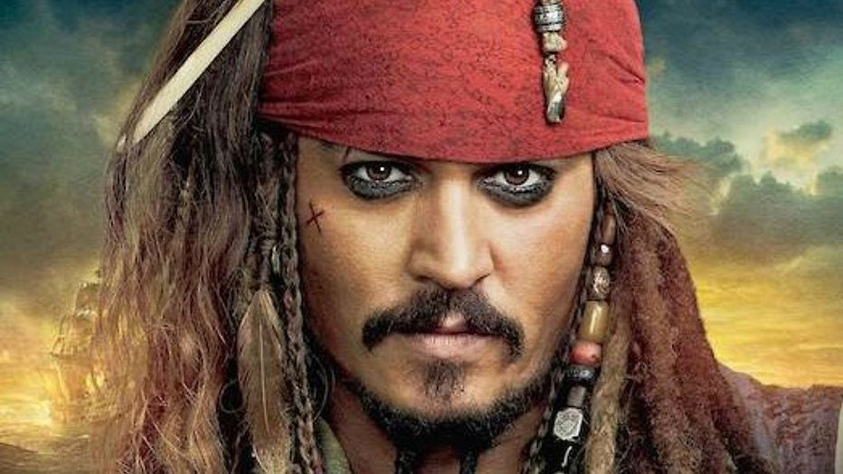 YouTube-hits 2015: Johnny Depp verrast zieke kinderen als Jack Sparrow