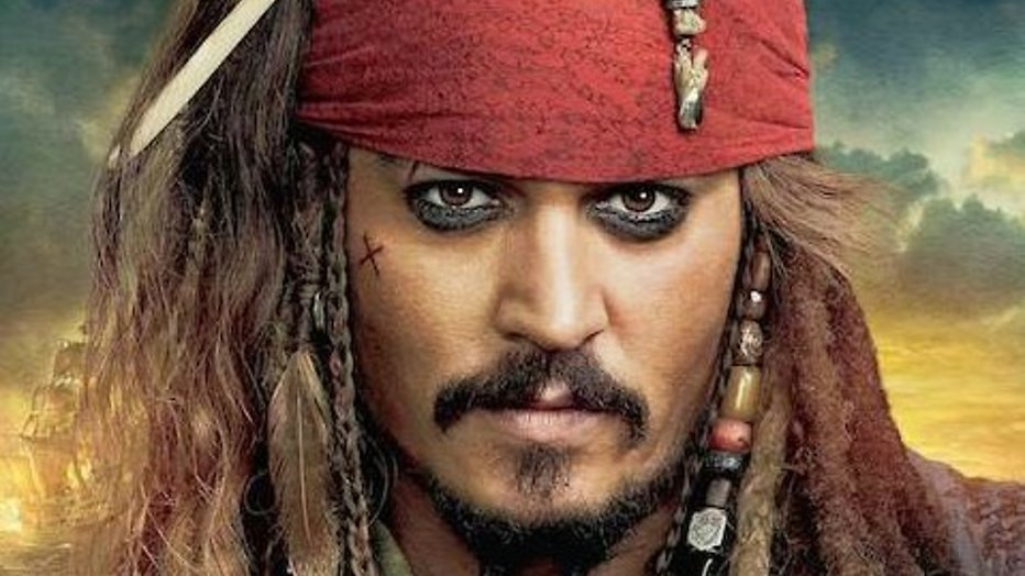 YouTube-hit: Johnny Depp verrast zieke kinderen als Jack Sparrow