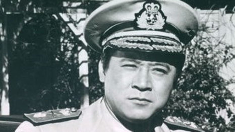 Acteur James Shigeta (81) overleden