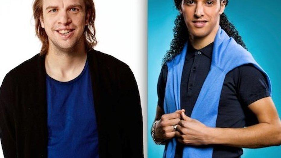 Gevecht om de cabaretkijker: Ali B vs. Jan Jaap van der Wal