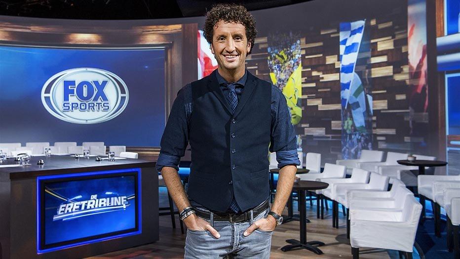 Jan Joost van Gangelen blijft boegbeeld van FOX Sports