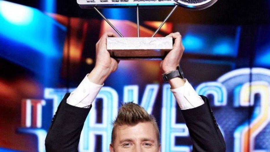 De TV van gisteren: 1.8 miljoen voor finale It Takes 2