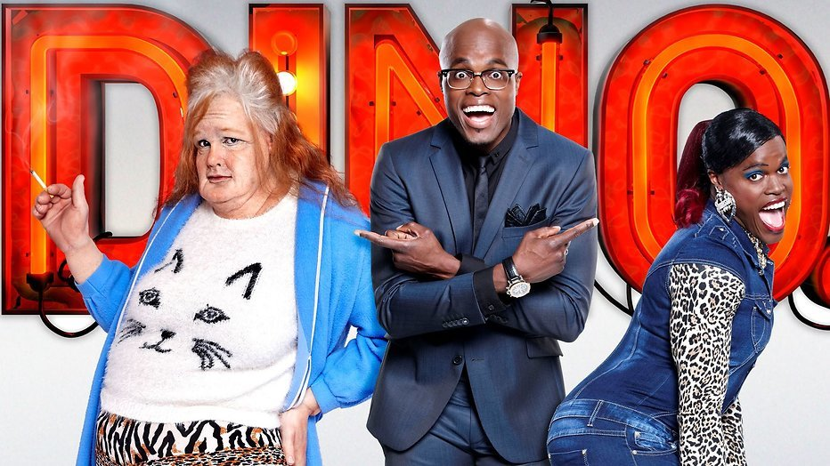Dit zijn Jandino's typetjes in nieuw seizoen DINO