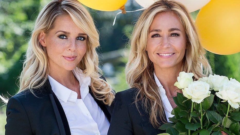 Trouwshow Chantal Janzen en Wendy van Dijk krijgt ereplekje op zaterdagavond
