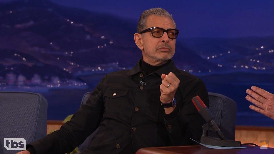 Jeff Goldblum (64) wordt voor de tweede keer vader