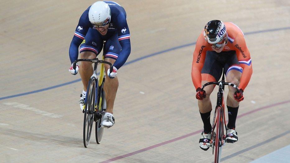 Kijktip: Jeffrey Hoogland en Theo Bos sprinten in Rio