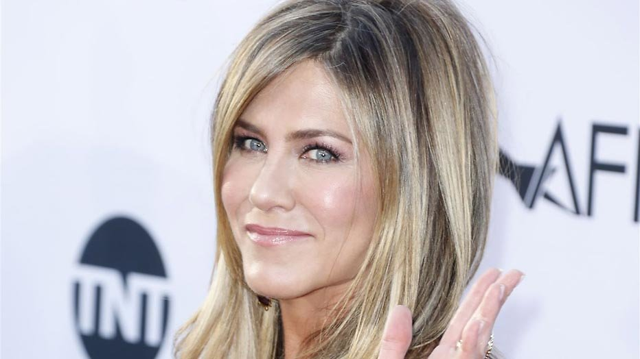 Jennifer Aniston droomt van comeback Friends