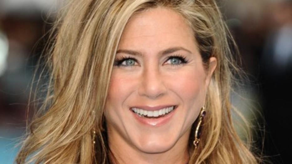 Jennifer Aniston eye color