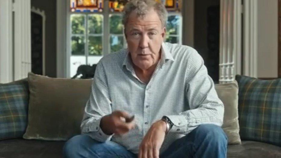 YouTube-hit: Jeremy Clarkson maakt reclame voor Amazon