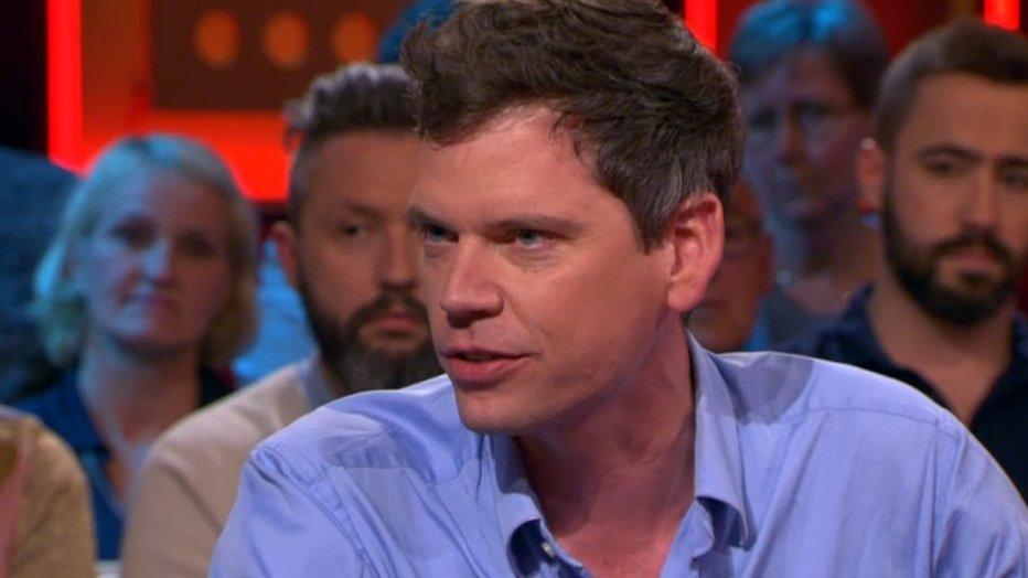 DWDD-college Jeroen Wollaars extra lang vanwege aanslagen Duitsland