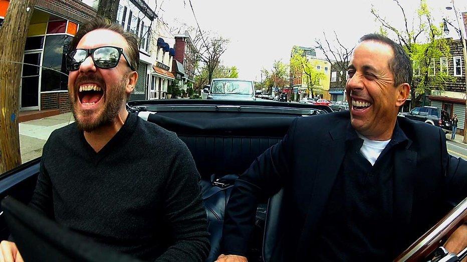 Netflix contracteert Jerry Seinfeld