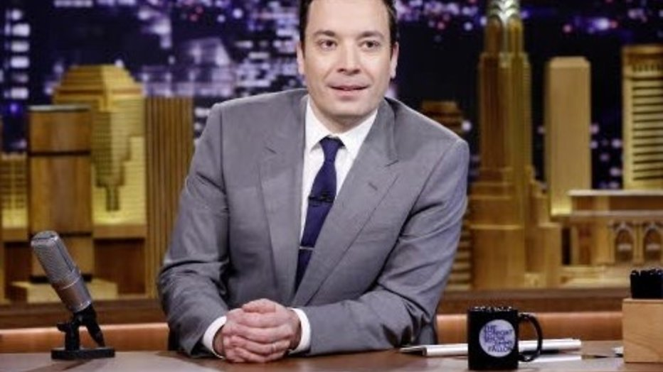 Jimmy Fallon tot 2021 in The Tonight Show