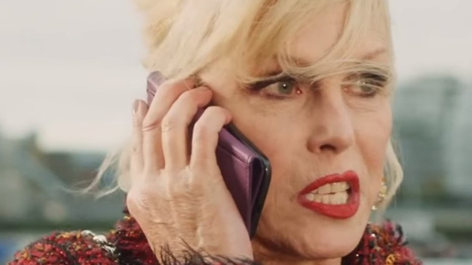 YouTube-hit: Absolutely Fabulous de filmtrailer
