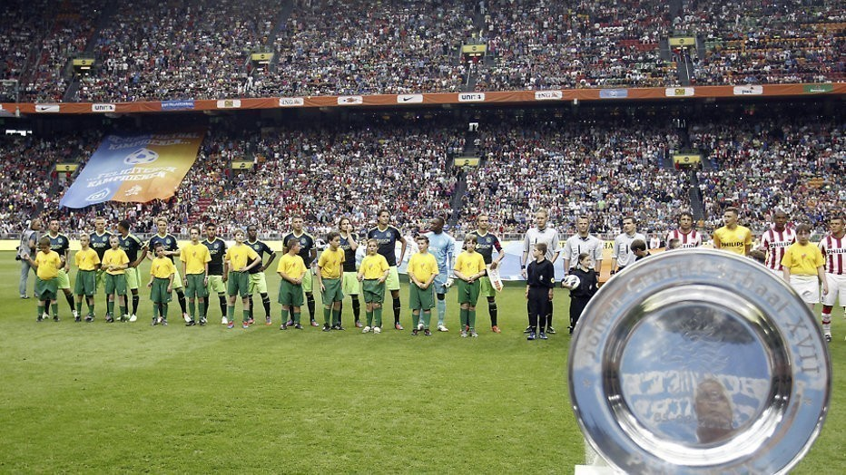 Kijktip: Voetbal: Johan Cruijff schaal