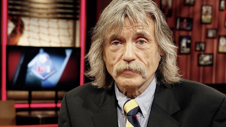 Johan Derksen wil voetbalblad beginnen