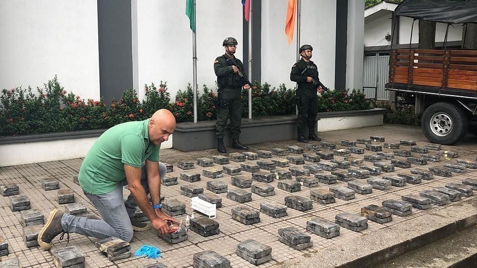John van den Heuvel maakt docu over cocaïnesmokkel