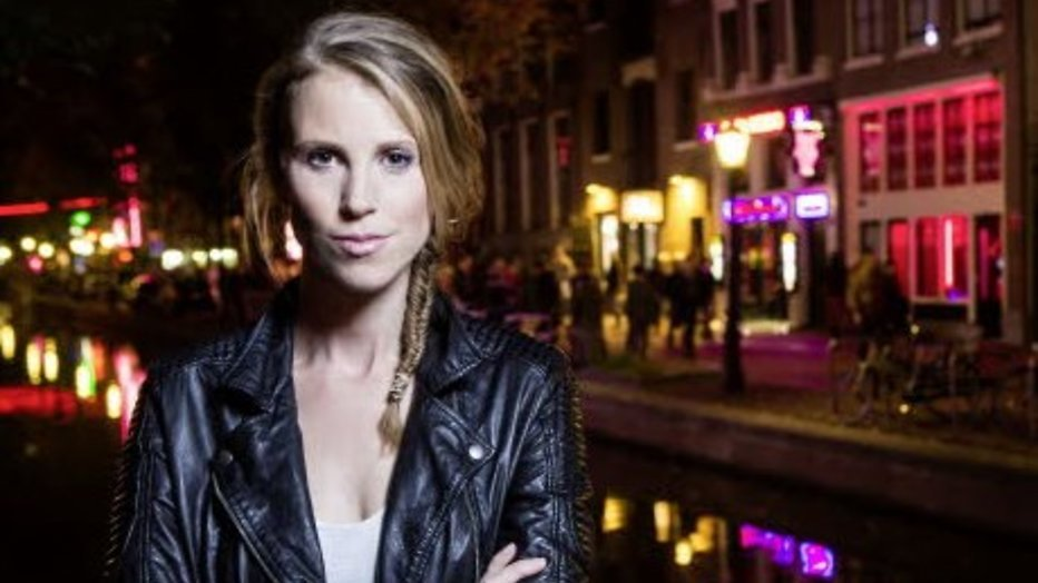 Interview: Jojanneke van den Berge over Jojanneke In De Prostitutie