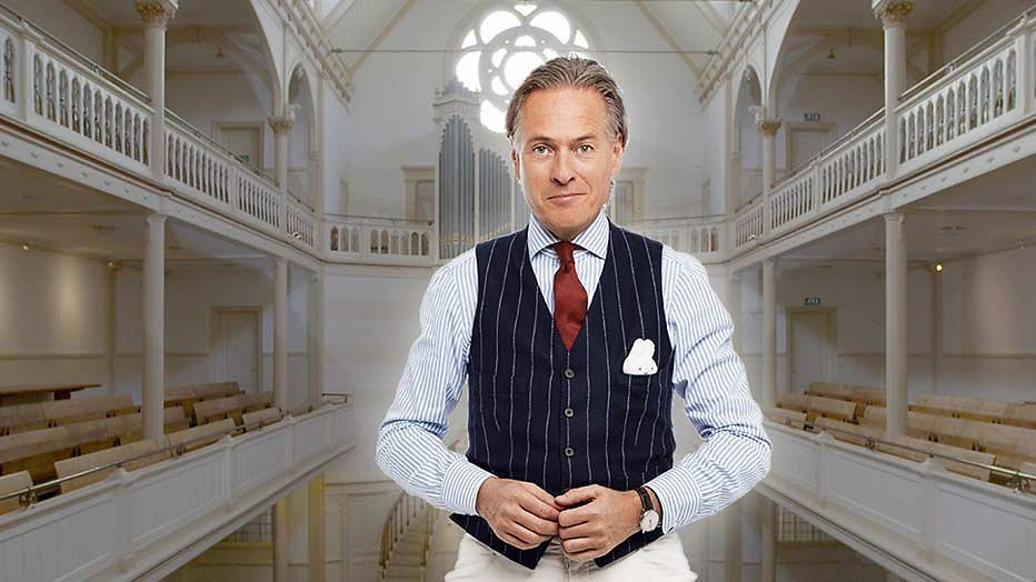 Jort Kelder nieuwe presentator Buitenhof