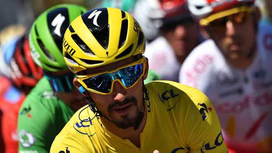 Eatppe 8: Voer voor aanvallers in Tour de France