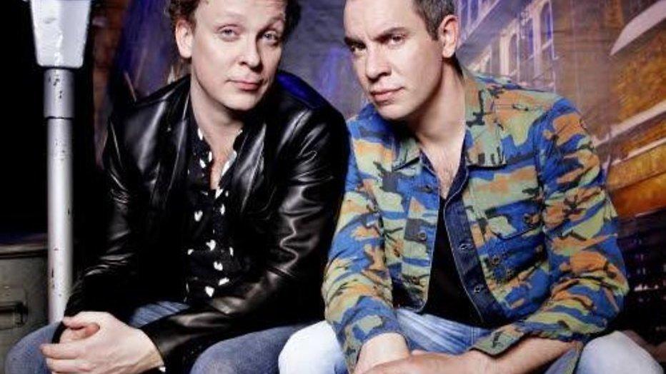 Nick, Simon, Jeroen en Dennis naar SBS 6 voor Lekker Nederlands