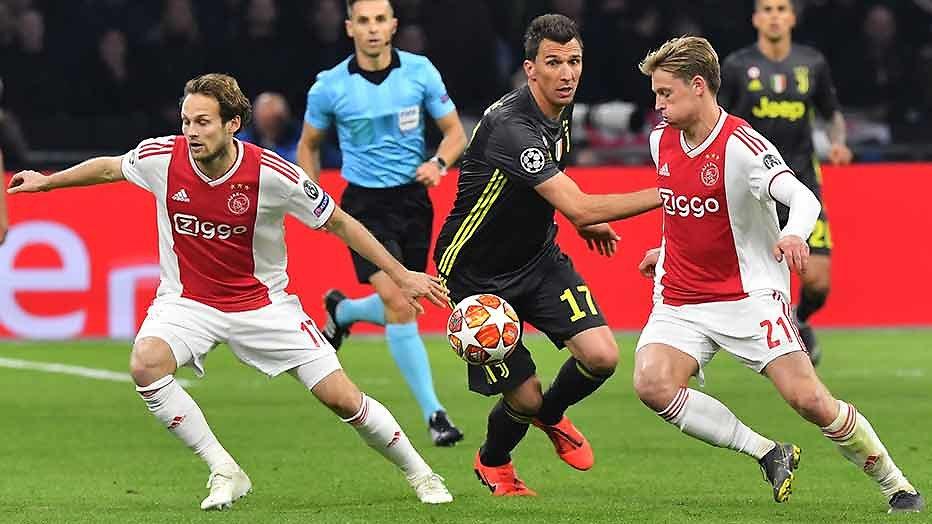 Champions League: Juventus - Ajax