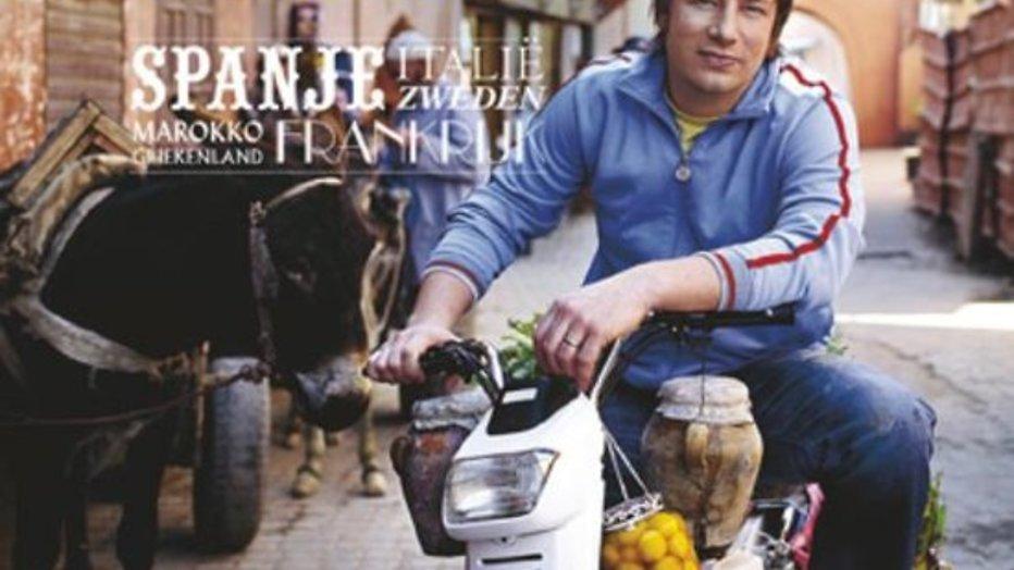 Winnen: Jamie's reizen kookboek