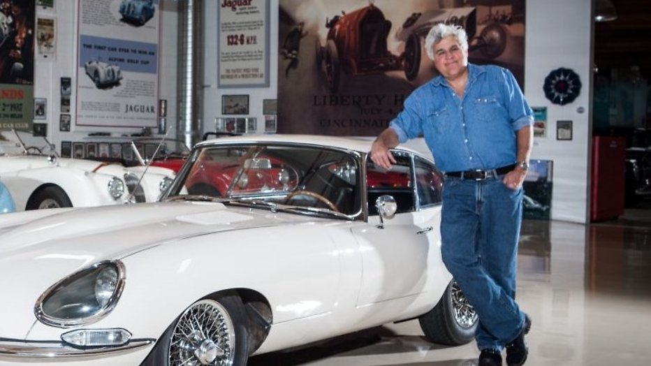 Jay Leno mag door met eigen autoprogramma